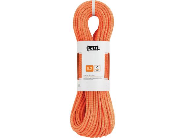 Petzl Volta Rope 9,2mm x 70m, oranje